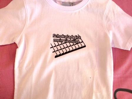 Individuell bedruckte T-Shirts