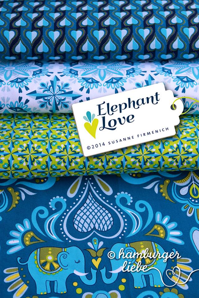 Hamburger Liebe - Elephant Love